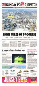 Eight Miles of Progress