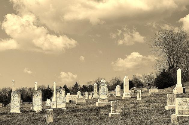 Augusta Lutheran cemetery