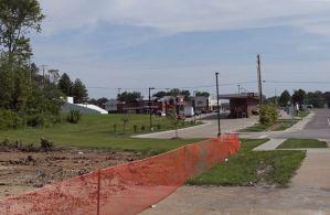 site of new starbucks