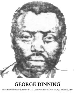 George Dinning portrait