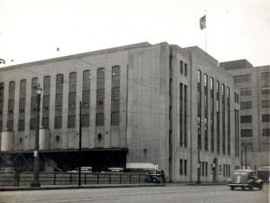 star-times building 1940s