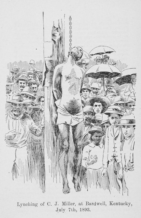 the lynching of c.j. miller
